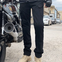 New alien snail motorcycle leisure motorcycle pants four seasons riding pants mens drop windproof Knight jeans