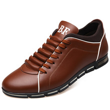 Big Size 38-48 Men Casual Shoes Leather fashion shoes