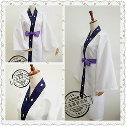 The Seven Deadly Sins Gowther Cosplay costumes