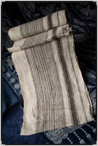 Special linen hand Rubbing hemp thread boo not used to put long very old long 5.3 meters * wide 31cm wl-3518