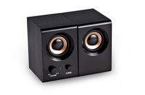 Lenovo 608 Multimedia Active 220V Wood Subwoofer Box Set Top Box Desktop Computer Sound