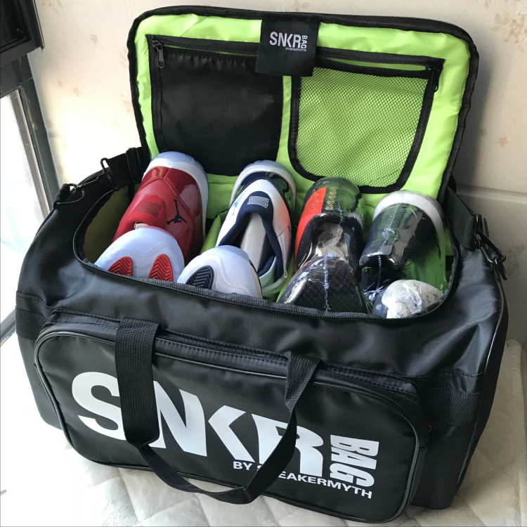 SNKR BAG multi-function sneaker storage bag travel bag football basketball bag trend sports fitness bag shoes bag SNKR BAG multi-function sneaker storage bag travel bag football basketball bag trend sports fitness bag shoes bag