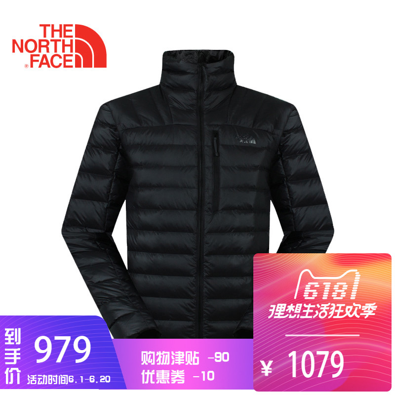 [The goods stop production and no stock][Classic] TheNorthFace North Men Outdoor Warm 800 Peng Peng Goose Down jacket NF0A2SEV