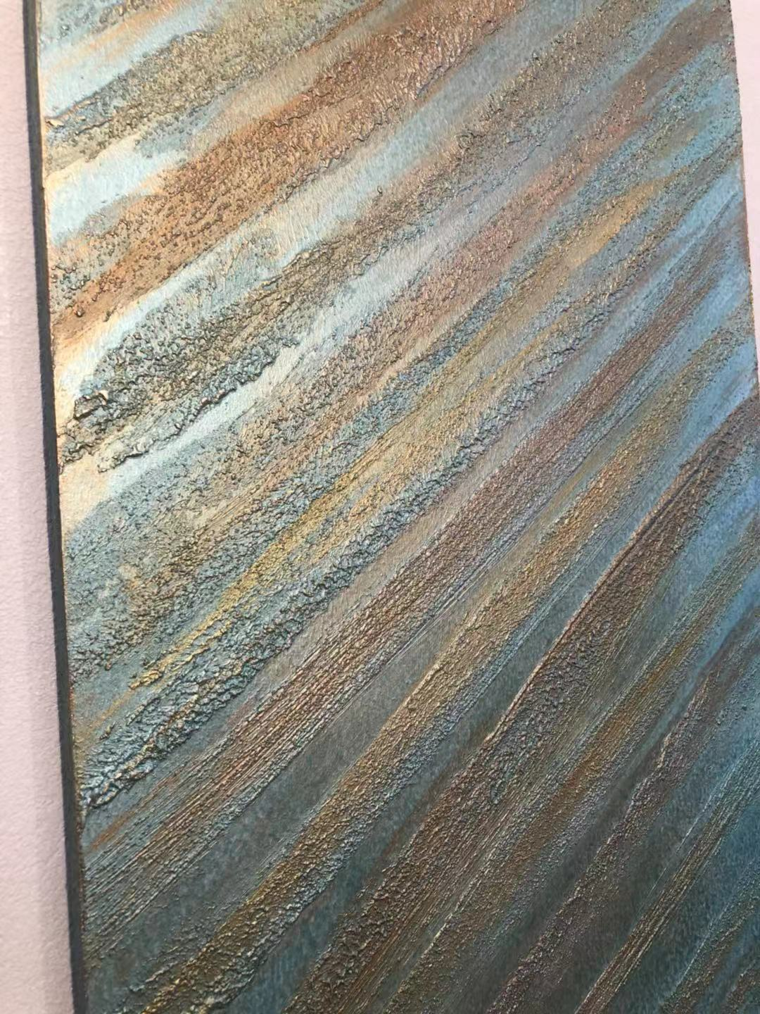Carberry Art Paint twill rub color