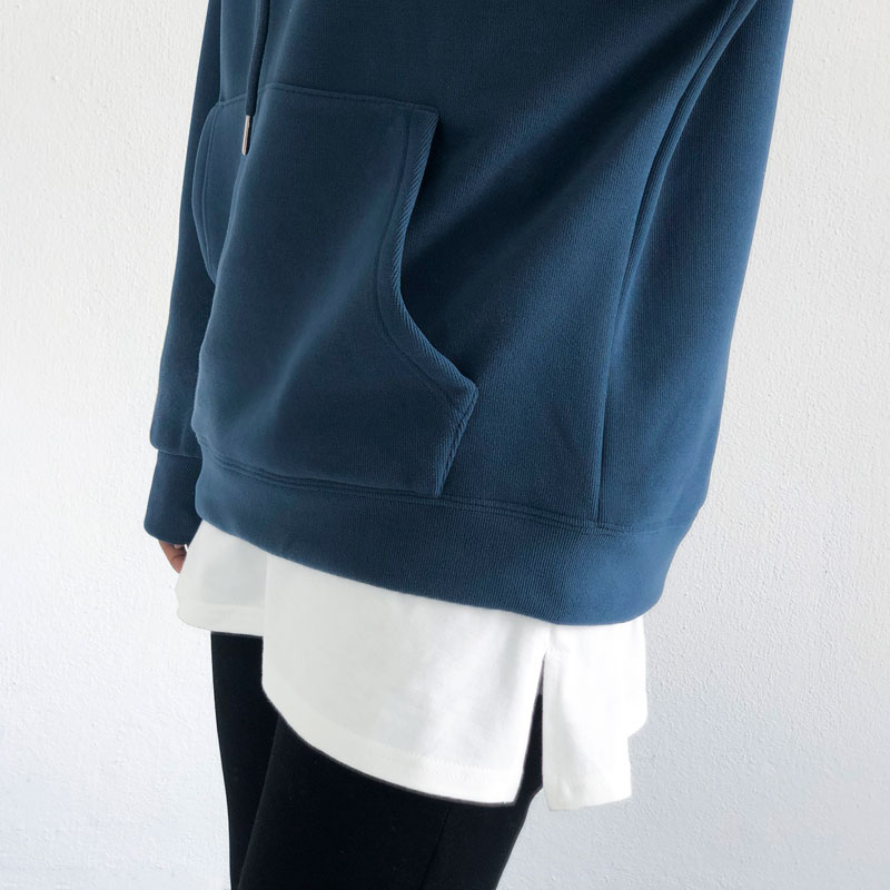 Wei clothing overlay wearing an inner bottom skirt a hundred matching with ass-covering artifact sweater fake hem small fart curtain