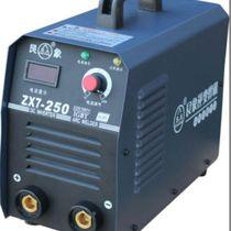 Burgundy ZX7-250IGBT Dual Power inverter DC Welding Machine 220V 380V Lightweight Energy Saving