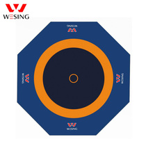 Jiuzhishan Genuine Wrestling Mat Wrestling competition Venue Wrestling sports Training pad 12M*12M