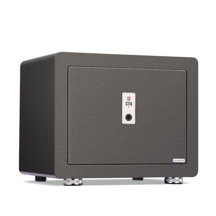Chi ball safe FDX-A D-30HD fingerprint series King Kong gray