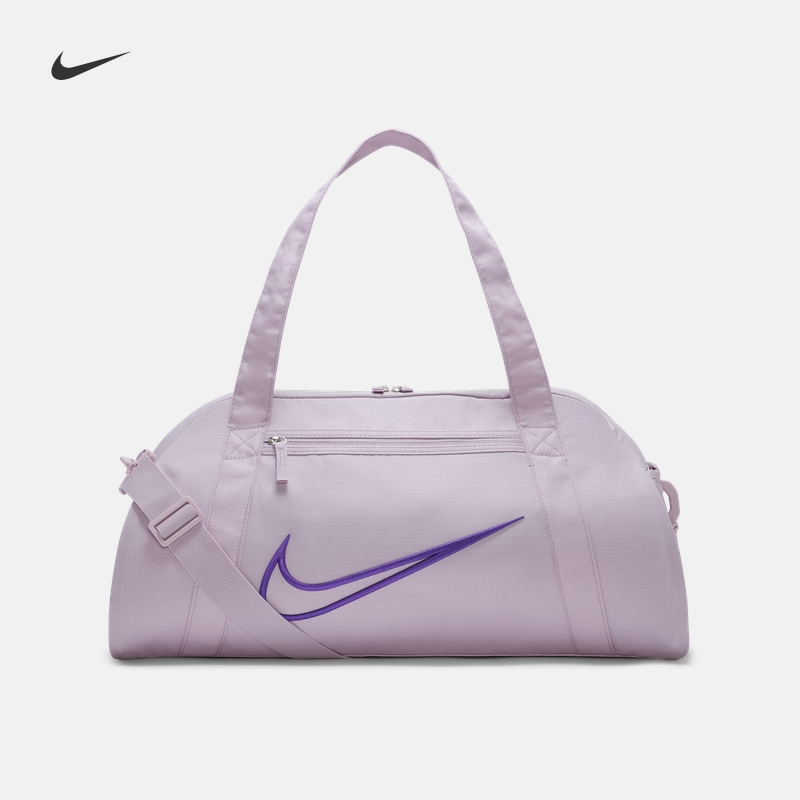 Nike Nikes official GYM CLUB womens training bag contains lightweight and durable handle spacious DA1746