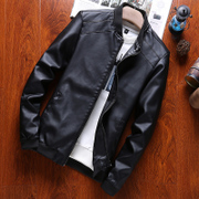The new trend of Korean men's coats in spring and autumn, autumn's handsome men's casual wear Baseball Jacket