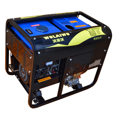 Industrial 5KW6 8KW6KW small diesel generator 220V home upgrade technology fuel saving 380V