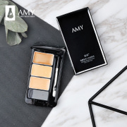 Amy/ the United States three color Concealer cover eye black eye & Lip Concealer pen rendering light