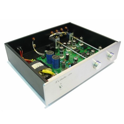 LITE Litre LS9 manual vacuum tube tube bile preamplifier amplifier power amplifier tube power amplification