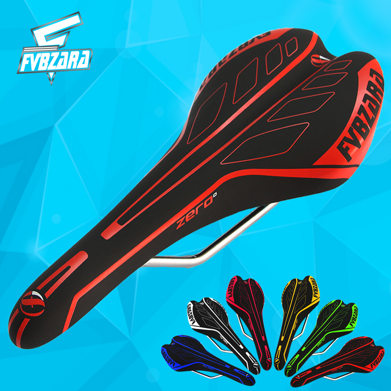 New mountain road bicycle seat cushion dead coaster seat bag riding saddle equipment accessories colorful
