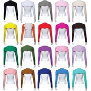 Anti Muslim raglan sleeve cuff cuff fabric sunscreen clothing Hui Modaier OM401