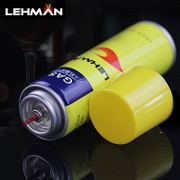 Special windproof lighter gas supplies Lehman general gas tank of large capacity and high purity gas bottle gas bottle