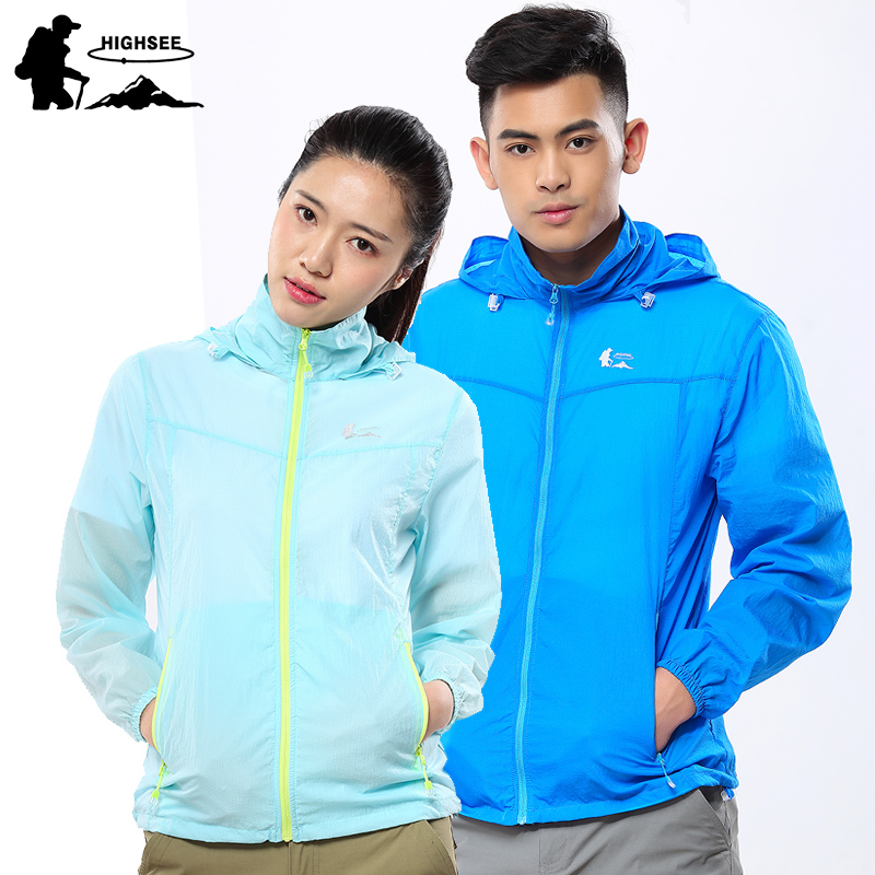 YKK Zipper Summer Skin Clothing for Men and Women
