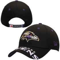 American direct mail 2112225 Baltimore Ravens NFL new cotton mens hat adjustable Baseball Cap