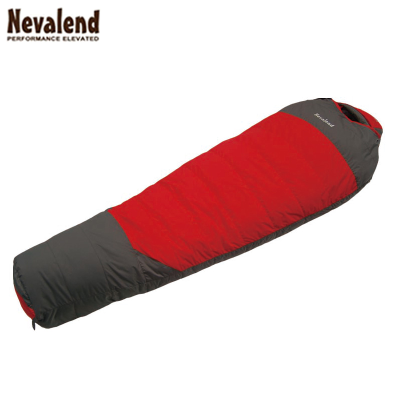 Nevalend/Navaland Winter Camping Cotton Sleeping Bag Mammy Down Sleeping Bag NS104011