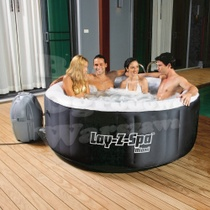 Spa Round surf bathtub multiplayer inflatable Jacuzzi pool swimming pools filter heated thermostat massage