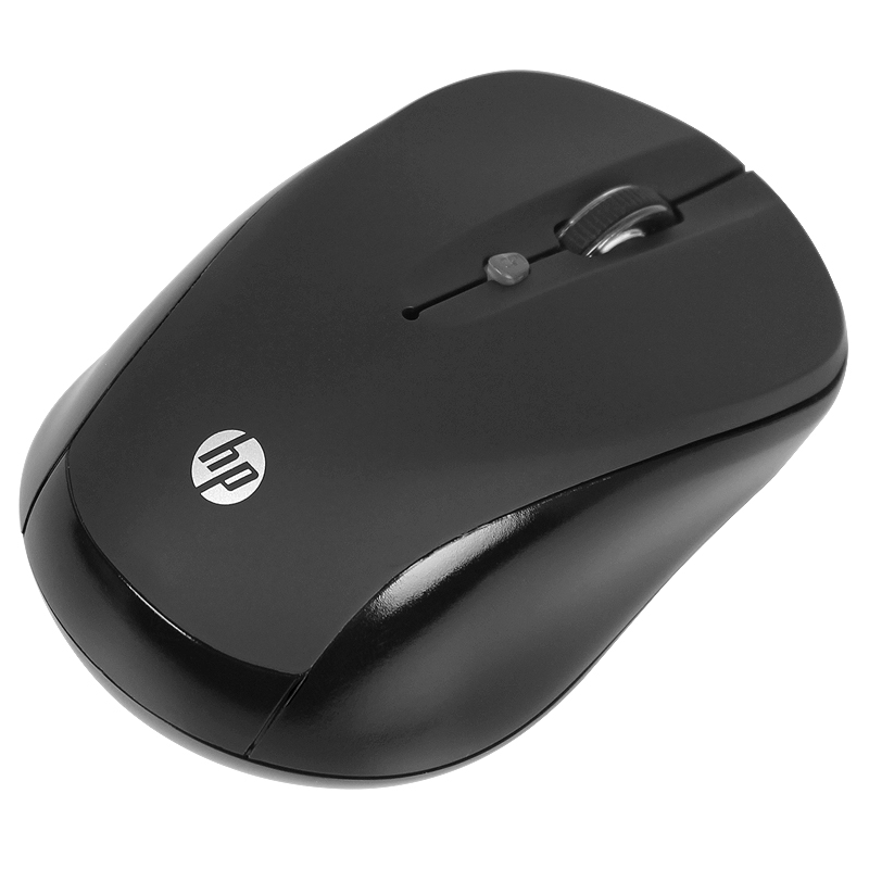 HP Hewlett-Packard Mouse Wireless FM510a Home Office Game Electronic Competition Computer Laptop General Business Mouse Standard Sensitive Photoelectricity Suitable for Girls Small Hand Ergonomics Right Hand General Mouse