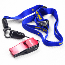 Mikasa Basketball Soccer Volleyball whistle professional referee whistle