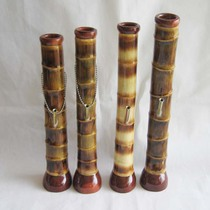 Water pipe Bamboo pipe Bamboo Minority Specialty Crafts