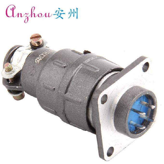 CX16-4-core plug CX16Z4FG1 CX16Z4FM1 aviation plug connector
