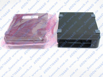 The original TANDBERG DATA SCSI external box is used for LTO tape recorders