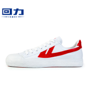 Warrior shoes canvas shoes mens white shoes warrior shoes classic sneakers lovers genuine official flagship store