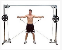 Big Bird Comprehensive trainer gantry (for dumbbell counterweight)