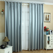 Sun shading curtain shade cloth bedroom balcony thermal insulation and anti ultraviolet thick curtain