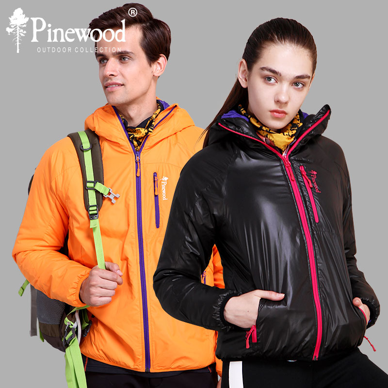 Pinewood Panfog Outdoor Winter 2017 Wind-proof Coat, Warm Cotton Clothes, Mountaineering Cotton Clothes, Freeze-proof Sports Permeability