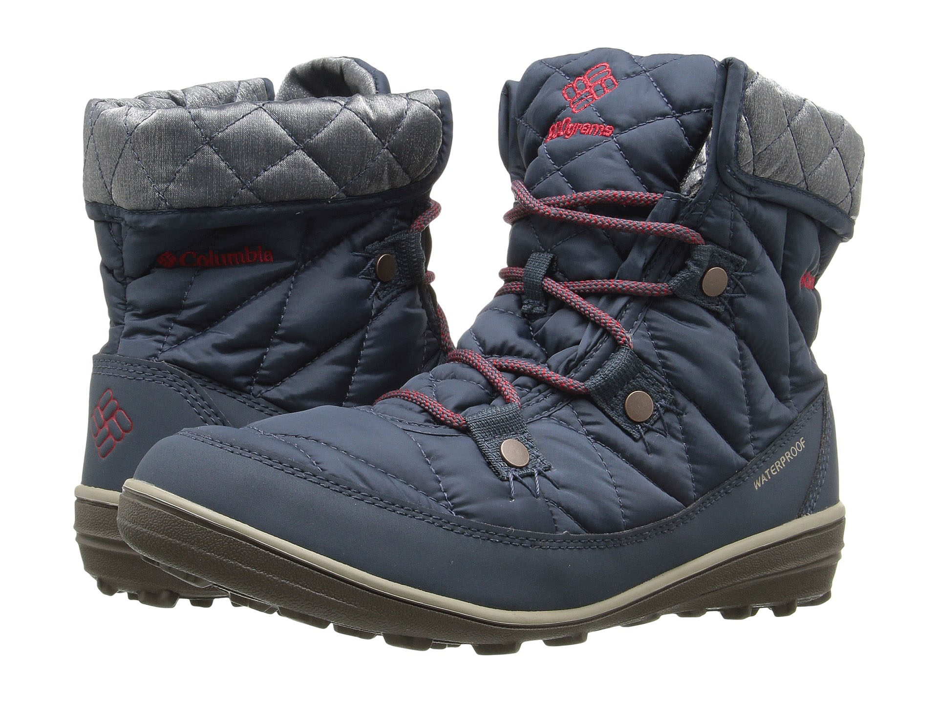 Columbia Colombia snow boots, cotton boots, cotton boots, Heavenly Shorty