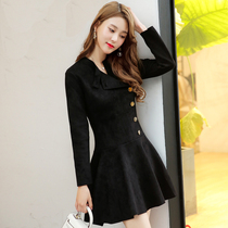 Rain the road know Philip commuter trendy Korean Cheng Sha 2017 new flagship store in spring and summer dresses womens clothing baoshilong