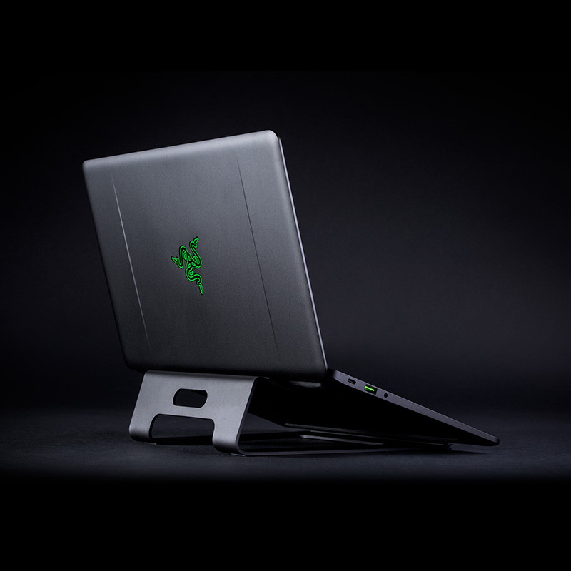 Razer Rapper LAPTOP STAND Spirit Blade Stealth Notebook Aluminum Base