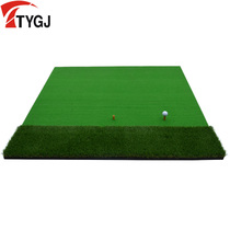 New Golf multifunctional length grass strike pad Swing practice device thickening swing pad pad Special Price