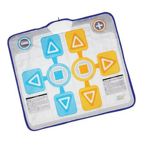 Amicorp Wii Double Dance blanket fitness blanket weight loss blanket Hot Dance Revolution
