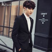 In the autumn of 2017 new handsome young male casual suit Slim small suit jacket coat single men tide