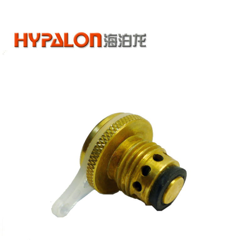 [The goods stop production and no stock]Haibolong original inflatable boat inflatable boat kayak copper valve fittings small mouth submarine