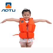 Thick foam baby child lifejacket buoyancy vest children Swim Vest professional swimming suit female snorkeling