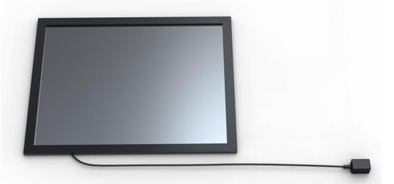 Beijing Huiguan touch screen computer infrared 19 inch infrared single touch screen 17 21.5 22