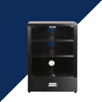 Power Three Or Four With Glass Doors Put Professional Audio Amplifier  Cabinet Equipment Equipment Two Cabinets