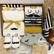 Hundred days men and women baby full moon in autumn and winter baby dress
