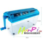 (send a new type of gear) A4 manual shredders, the choice of office