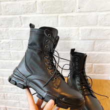 Boots Children Summer thin Martin boots autumn new British style short boots women dance shoes personality handsome motorcycle boots