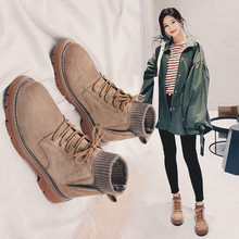 Martin Boots and Girls New Shoes for Spring and Autumn 2019