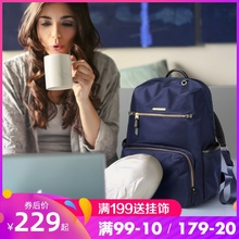 Advanced sense Oxford shoulder bag women's bag 2018 new business leisure computer bag baggage Backpack Travel Bag